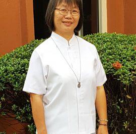 Sr Angela Wong Chin Chin, FMM