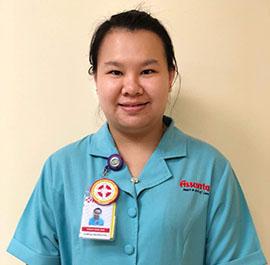 Ms Cheah Siew Jiun