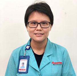 Ms Jamie Kang