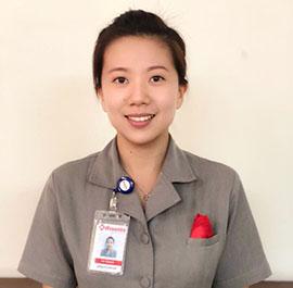 Ms Yap Jia Mun