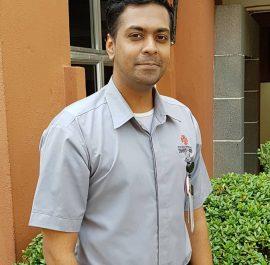 Mr Sharma Kalidass